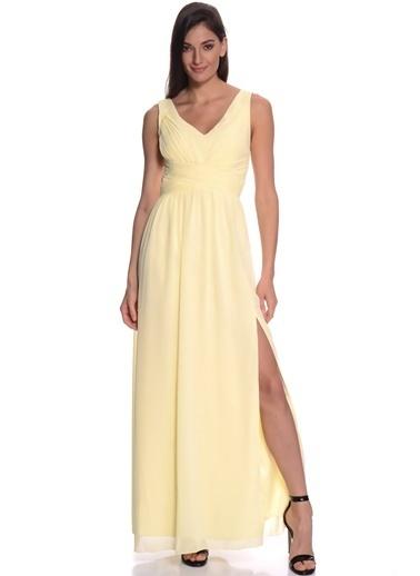 Foxiedox Elbise Sarı